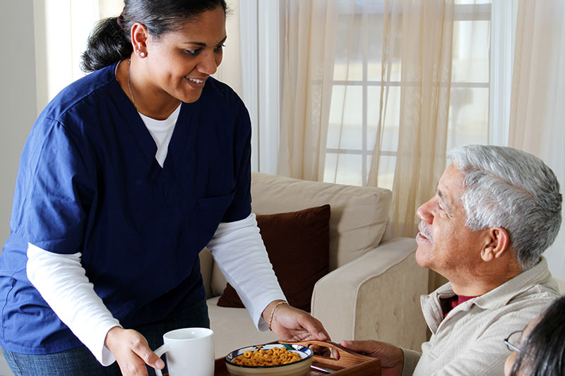 In-home healthcare provider